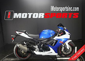 2014 Suzuki GSX-R750 for sale 200623532
