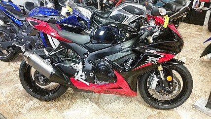 2014 Suzuki GSX-R750 for sale 200541571