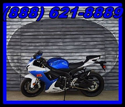 2014 Suzuki GSX-R750 for sale 200563679