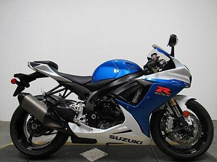 2014 Suzuki GSX-R750 for sale 200636335