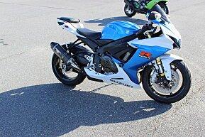 2014 Suzuki GSX-R750 for sale 200647716