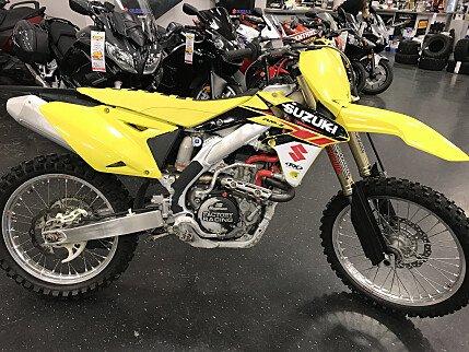 2014 Suzuki RM-Z450 for sale 200627484