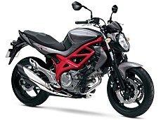 2014 Suzuki SFV650 for sale 200446625