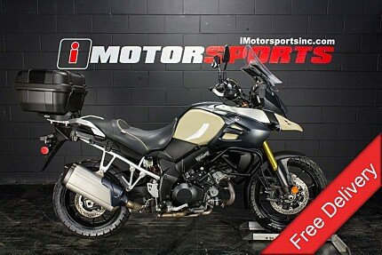 2014 Suzuki V-Strom 1000 for sale 200550024