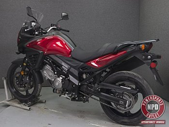 2014 Suzuki V-Strom 650 for sale 200583201