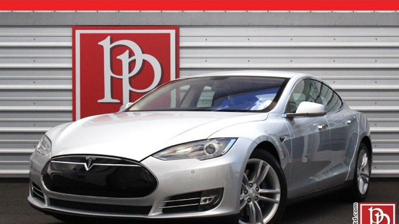 2014 Tesla Model S for sale 100996158