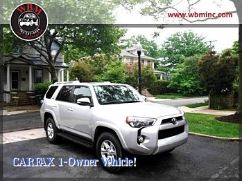 2014 Toyota 4Runner 4WD for sale 100985429