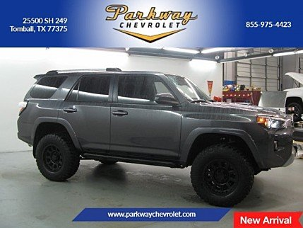 2014 Toyota 4Runner 4WD for sale 100931566