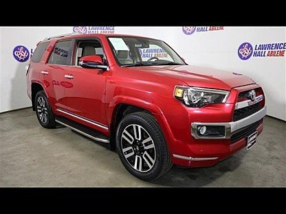 2014 Toyota 4Runner 4WD for sale 100943081