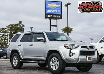 2014 Toyota 4Runner 4WD for sale 100944579