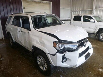 2014 Toyota 4Runner 4WD for sale 100982717