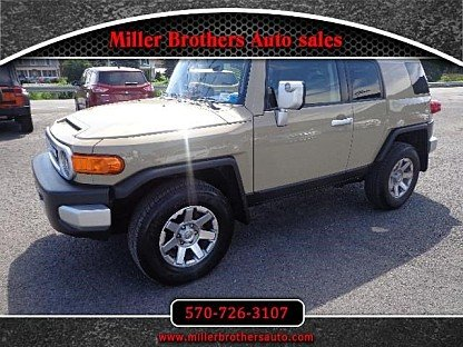 2014 Toyota FJ Cruiser 4WD for sale 100770769