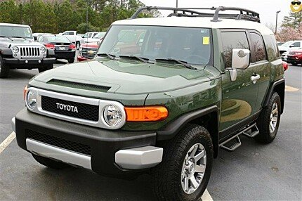 2014 Toyota FJ Cruiser 4WD for sale 100854995