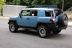 2014 Toyota FJ Cruiser 4WD for sale 100916106