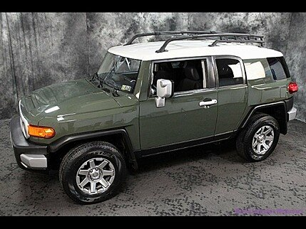 2014 Toyota FJ Cruiser 4WD for sale 100943056