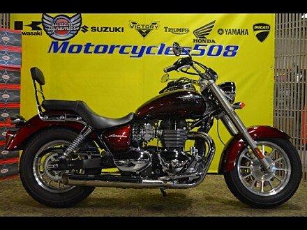 2014 Triumph America for sale 200617090
