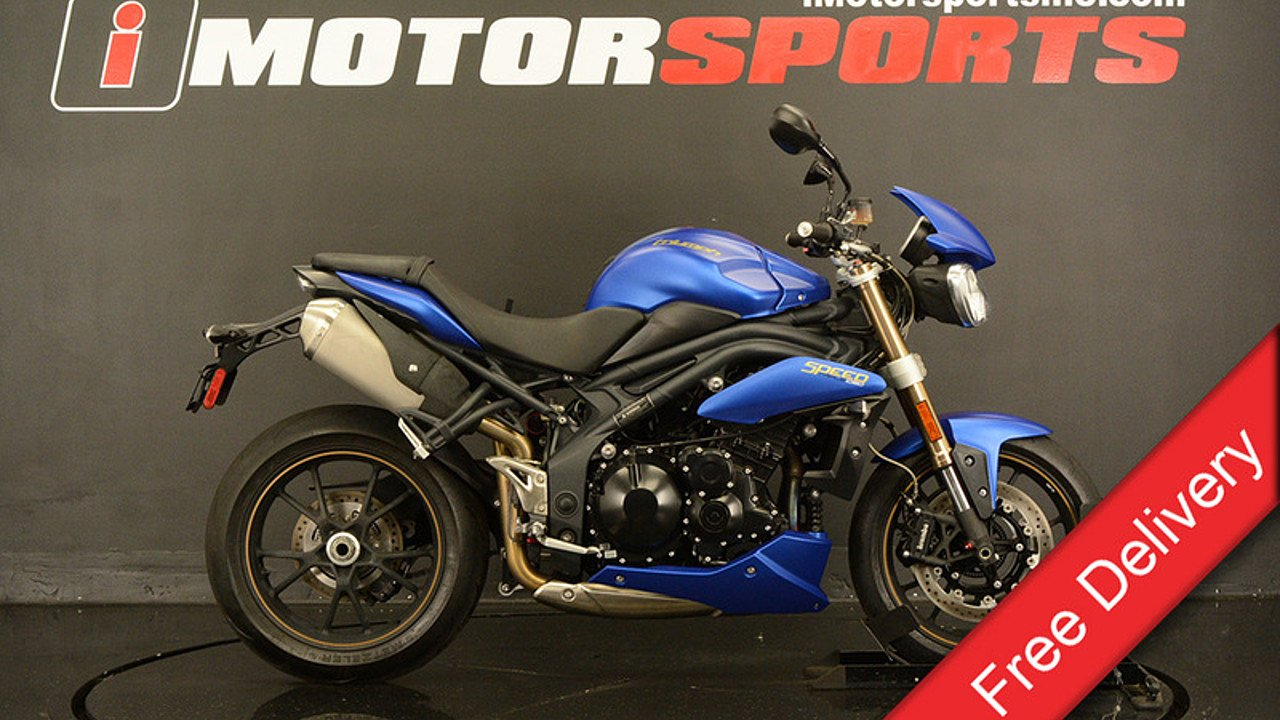 2014 Triumph Speed Triple for sale 200463853