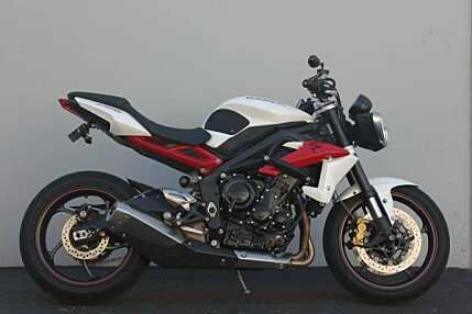 Birds Of Prey Motorsports >> Triumph Speed Triple Motorcycles for Sale - Motorcycles on ...