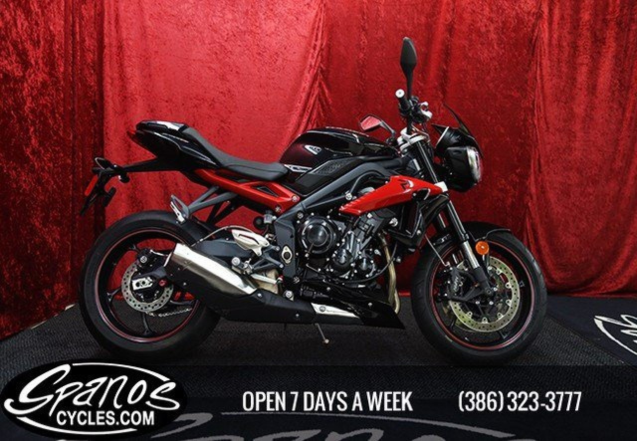 2014 Triumph Street Triple for sale near Daytona Beach ...