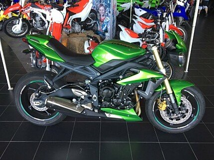 2014 Triumph Street Triple for sale 200449794