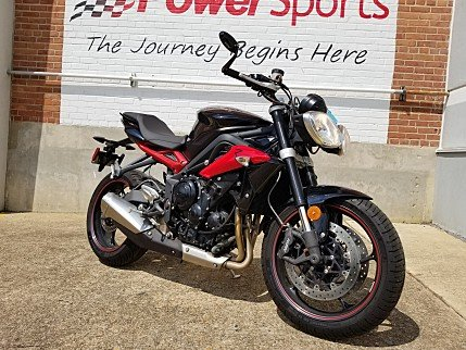2014 Triumph Street Triple for sale 200476264