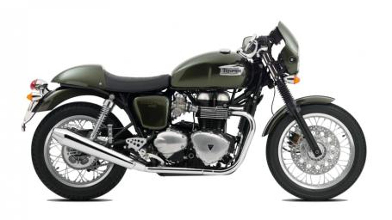 2014 Triumph Thruxton for sale 200621391
