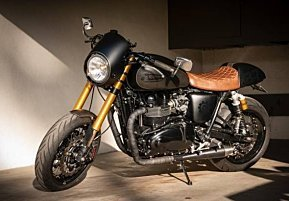 2014 Triumph Thruxton for sale 200569401