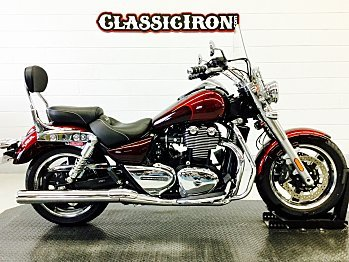 2014 Triumph Thunderbird 1700 for sale 200558925