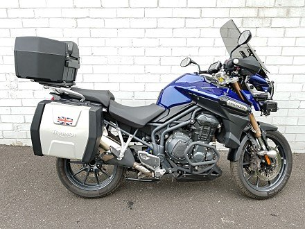 2014 Triumph Tiger Explorer for sale 200450992