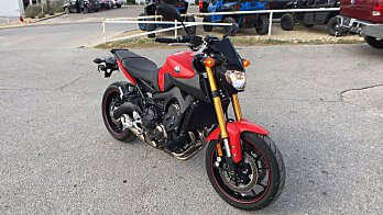 2014 Yamaha FZ-09 for sale 200403133