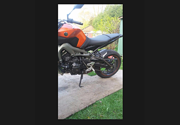 2014 Yamaha FZ-09 for sale 200585898