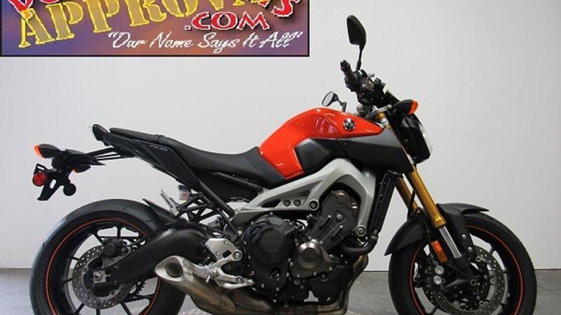 2014 Yamaha FZ-09 for sale 200621439