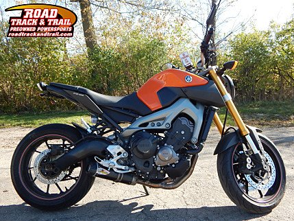 2014 Yamaha FZ-09 for sale 200503562