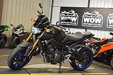 2014 Yamaha FZ-09 for sale 200504960