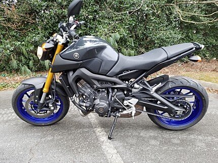 2014 Yamaha FZ-09 for sale 200524138