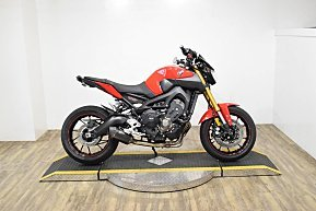 2014 Yamaha FZ-09 for sale 200617061
