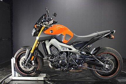 2014 Yamaha FZ-09 for sale 200630066