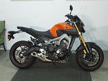 2014 Yamaha FZ-09 for sale 200634365