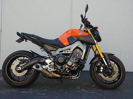 2014 Yamaha FZ-09 for sale 200654738