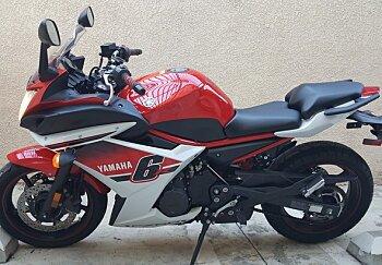 2014 Yamaha FZ6R for sale 200460101