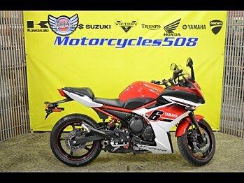 2014 Yamaha FZ6R for sale 200535352
