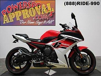 2014 Yamaha FZ6R for sale 200649902