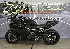 2014 Yamaha FZ6R for sale 200570102