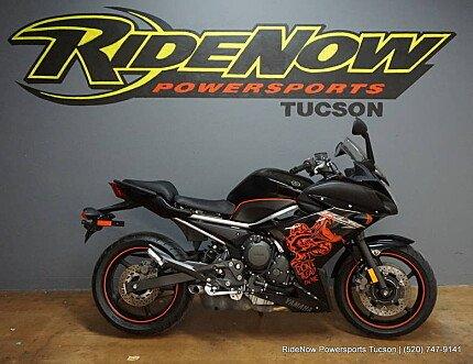 2014 Yamaha FZ6R for sale 200626519