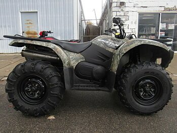 2014 Yamaha Grizzly 450 for sale 200504999