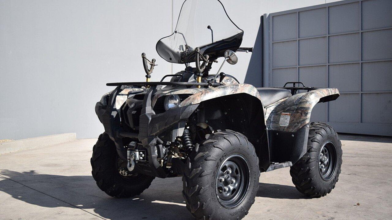 2014 Yamaha Grizzly 700 for sale near Chandler, Arizona 85286 ...