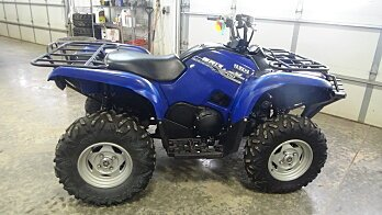 2014 Yamaha Grizzly 700 for sale 200536886