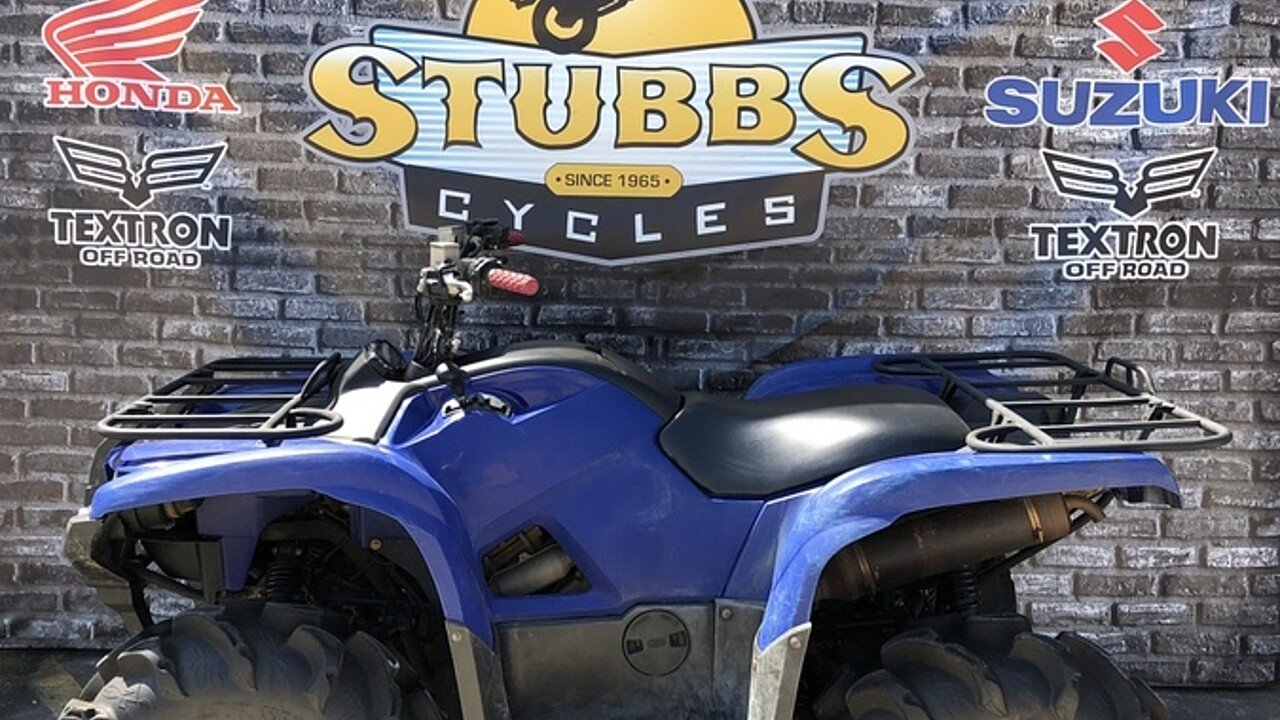 2014 Yamaha Grizzly 700 for sale 200579290