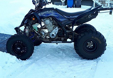 2014 Yamaha Raptor 700R Motorcycles for Sale - Motorcycles on Autotrader