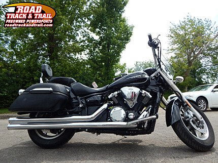 2014 Yamaha V Star 1300 for sale 200603078